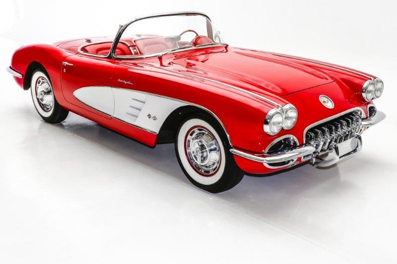 Vidros para automóveis clássicos