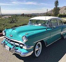 Vidros para carros clássicos